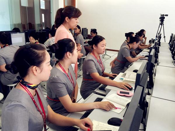上海实训基地—地面离港系统课程培训